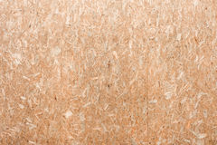 OSB plywood or oriented strand board Royalty Free Stock Photo