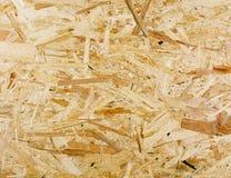 OSB, textura do papel de parede, textura de madeira Imagem de Stock
