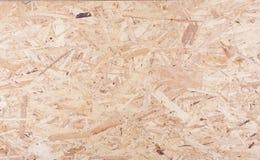 OSB, textura do papel de parede, textura de madeira Fotografia de Stock