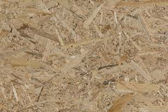 Osb texture background Royalty Free Stock Photo