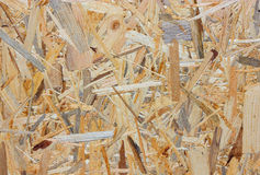 Osb texture Stock Image