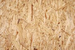 OSB (Texture) Royalty Free Stock Images