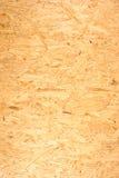 OSB - Ukierunkowywająca pasemko deska (tekstura) Obraz Royalty Free