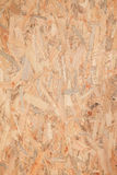 Osb wood bräde Fotografering för Bildbyråer