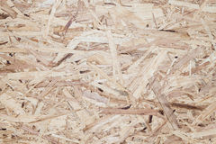 Osb wood fiberboard background texture Royalty Free Stock Photography