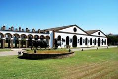 Osborne Bodega, Gr Puerto DE Santa Maria Royalty-vrije Stock Afbeeldingen