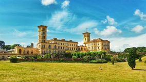 Osborne house Royalty Free Stock Photos