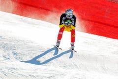 OSBORNE-PARADIS Manuel in Audi FIS Alpine Ski World Cup - Men's royalty free stock image