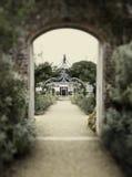 Osbourne house gardens. Osborne house gardens conservatory Isle of Wight Royalty Free Stock Photography