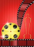 Oscar awards Stock Images