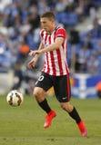 Oscar de Marcos do clube atlético Bilbao Foto de Stock Royalty Free
