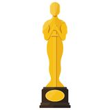 Oscar-Filmfestivalpreis Stockfoto