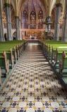 Oscar Fredrik Church - Γκέτεμπουργκ, Σουηδία Στοκ εικόνες με δικαίωμα ελεύθερης χρήσης
