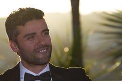 Oscar Isaac Image libre de droits