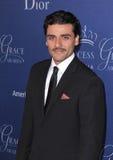 Oscar Isaac. LOS ANGELES, CA - OCTOBER 8, 2014: Oscar Isaac at the 2014 Princess Grace Awards Gala at the Beverly Wilshire Hotel, Beverly Hills Stock Images