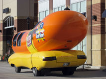 Oscar Mayer Wiener Wagon Stock Photography