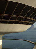 Oscar Niemeyerâs Niterà ³ i het Eigentijdse Museum van de Kunst Stock Foto's