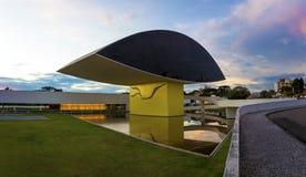 Oscar Niemeyer Museum Royalty Free Stock Photos