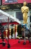 Oscar, Preis der Akademie Stockbild