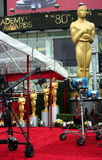 Oscar, prix de l'Académie Image stock