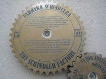 Oscar Schindler, Κρακοβία, Πολωνία στοκ φωτογραφία με δικαίωμα ελεύθερης χρήσης