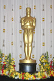 Oscar Statue Royalty Free Stock Photography