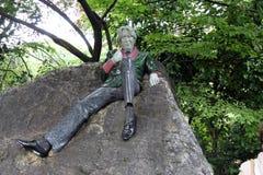 Oscar Wilde Ireland Royalty Free Stock Photos