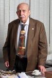 Oscar Yanes Foto de archivo libre de regalías