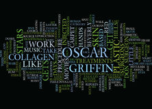 The Oscars Mean Big Business For Plastic Surgeons Text Background  Word Cloud Concept. THE OSCARS MEAN BIG BUSINESS FOR PLASTIC SURGEONS Text Background Word Stock Photos
