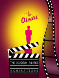 Oscars nominations red carpet. Illustration of Oscars nominations red carpet Stock Photos