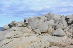 Oscila el fondo, isla de Cerdeña, Italia imagen de archivo libre de regalías