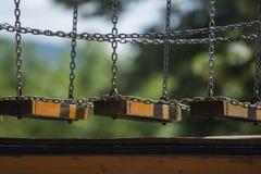 oscilación Foto de archivo libre de regalías