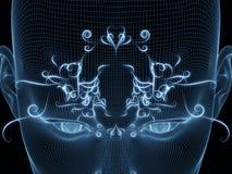 Oscilación de la mente Fotografía de archivo libre de regalías