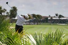 Oscilación en doral, Miami de Gol Imagen de archivo