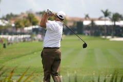 Oscilación en doral, Miami de Gol Foto de archivo