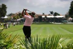 Oscillation de Gol à doral, Miami Photos stock
