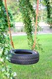 Oscillation de pneu Photo stock