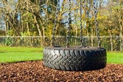 Oscillation de pneu Photos libres de droits