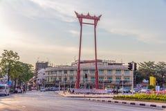 Oscillation géante Bangkok Photographie stock libre de droits
