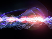 Oscillations Royalty Free Stock Photography