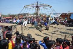 Oscillations d'Inde photographie stock libre de droits