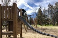 Oscillations en parc images stock