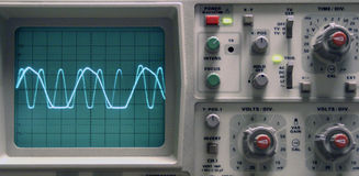 Oscillators Stock Photography