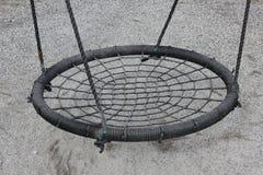 Oscillazione 18736 della corda rotonda dei bambini immagini stock libere da diritti