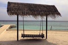 Oscillazione della spiaggia Immagini Stock Libere da Diritti