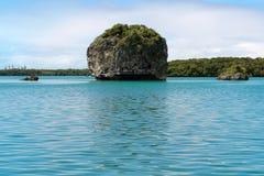 oscille la turquoise de mer Images libres de droits