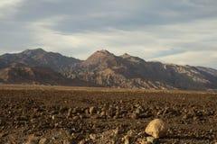 Oscillez le pays de désert Photographie stock