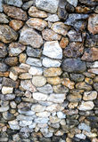 Oscilli la messa a fuoco selettiva di pietra del fondo di struttura al medio (profondità di campo bassa) Fotografie Stock