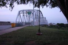 Oscilli in Llano il Texas Fotografia Stock