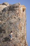 Oscilli lo scalatore Immagini Stock